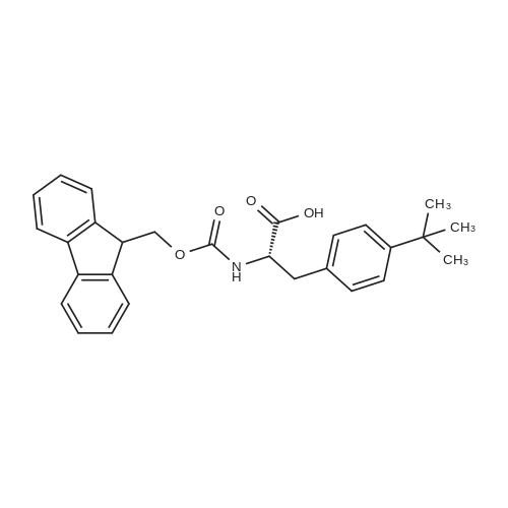(S)-2-((((9H-Fluoren-9-yl)methoxy)carbonyl)amino)-3-(4-(tert-butyl)phenyl)propanoic acid