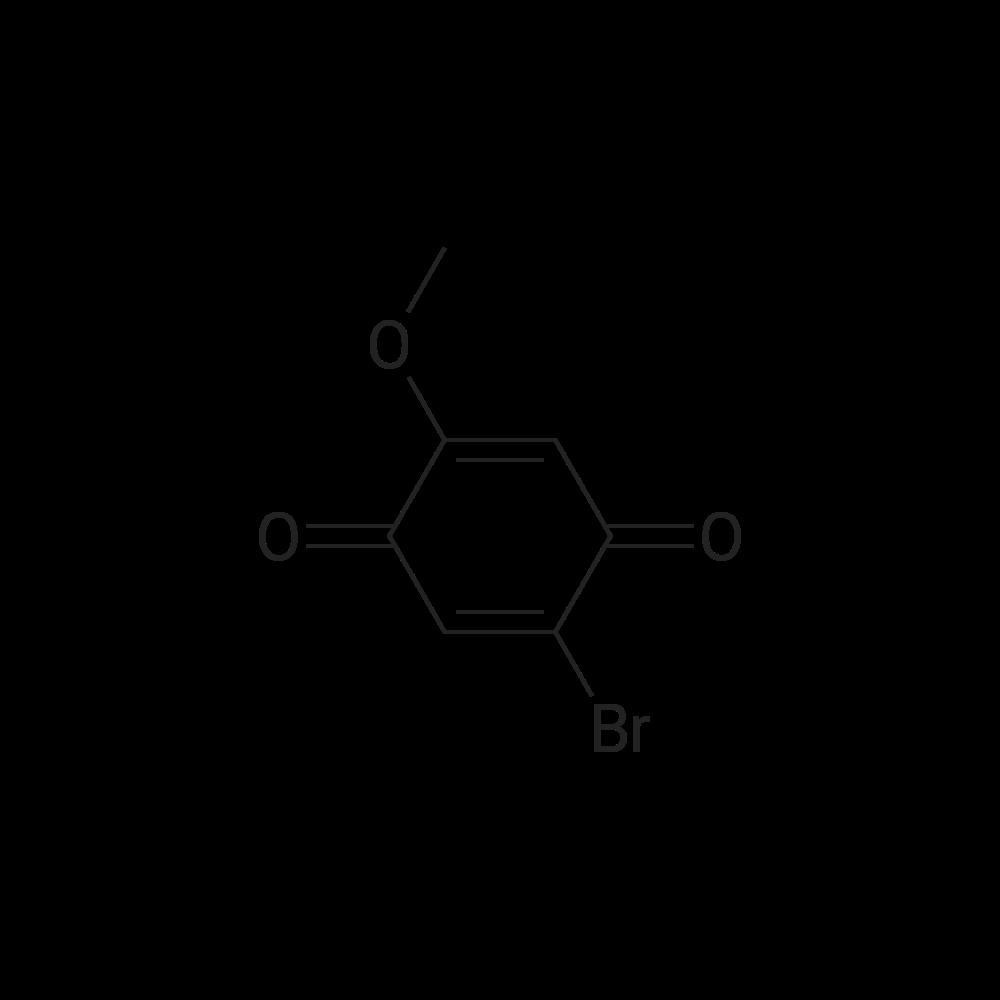 2-Bromo-5-methoxycyclohexa-2,5-diene-1,4-dione