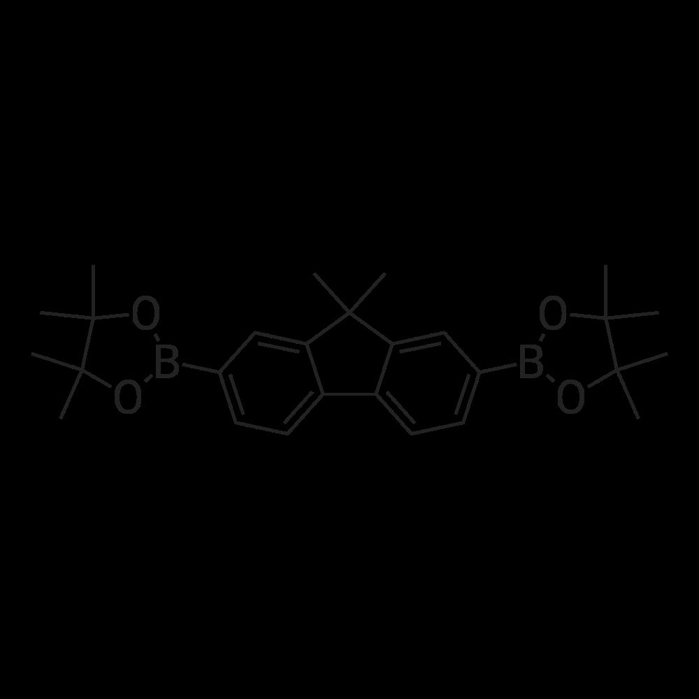 2,2'-(9,9-Dimethyl-9H-fluorene-2,7-diyl)bis(4,4,5,5-tetramethyl-1,3,2-dioxaborolane)