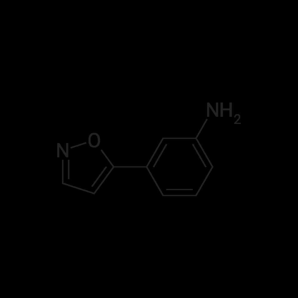 3-(Isoxazol-5-yl)aniline
