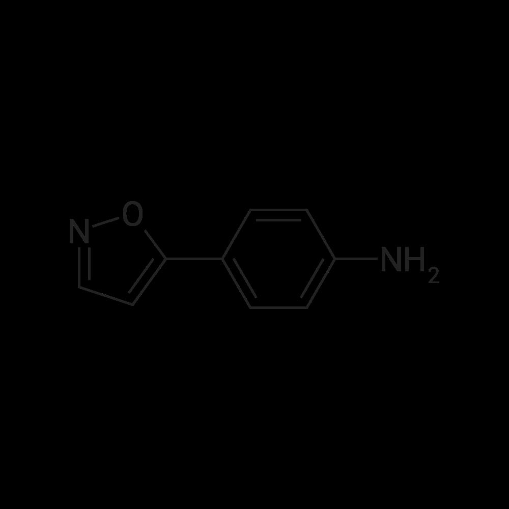 4-(Isoxazol-5-yl)aniline