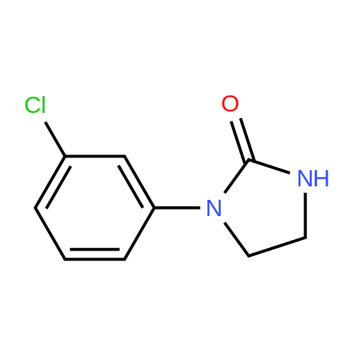 1-(3-Chlorophenyl)imidazolidin-2-one