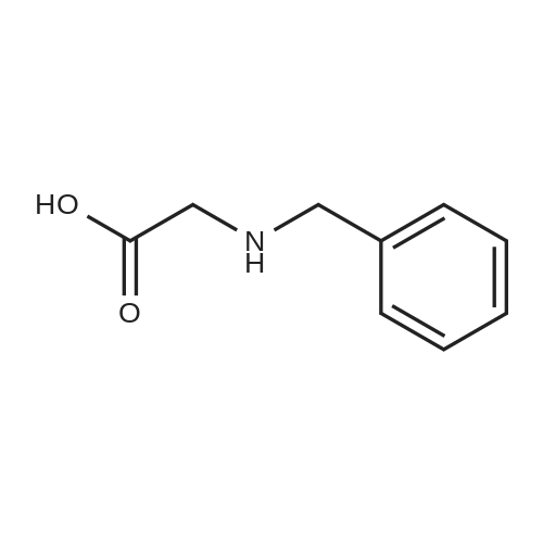 2-(Benzylamino)acetic acid