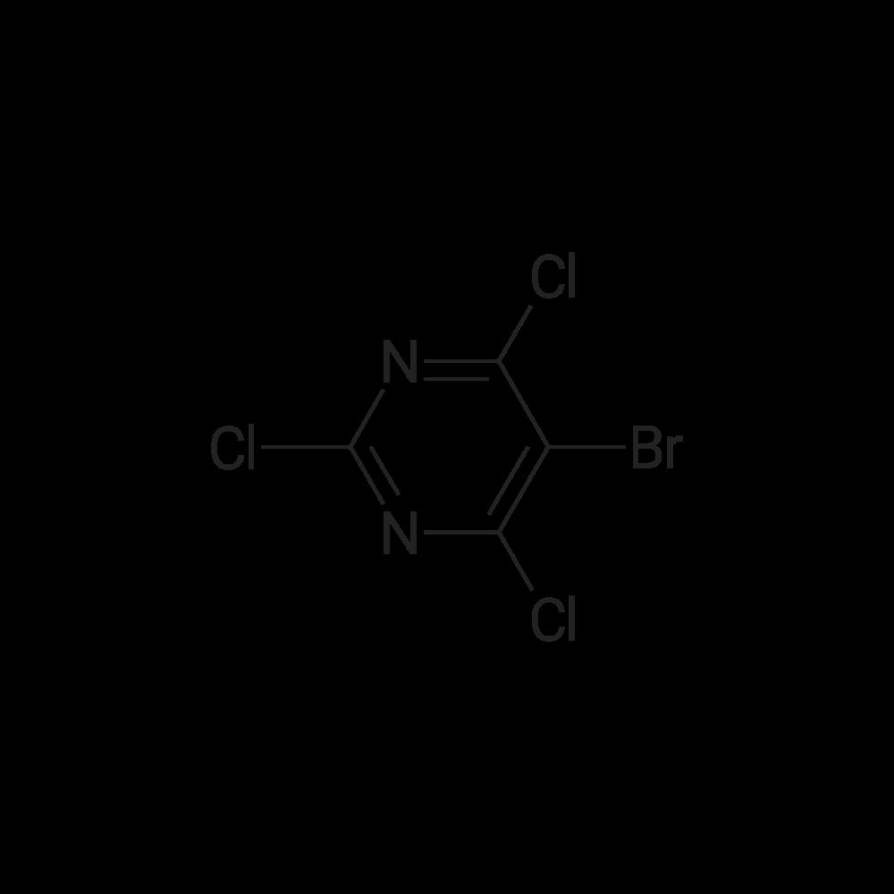 5-Bromo-2,4,6-trichloropyrimidine