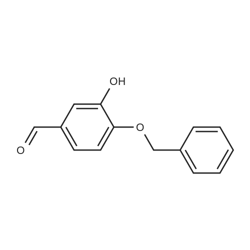 4-(Benzyloxy)-3-hydroxybenzaldehyde