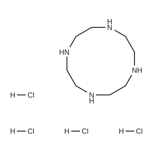 Chemical Structure| 10045-25-7
