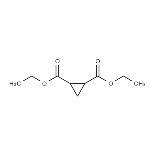 Cyclopropane-1,2-dicarboxylic acid diethyl ester
