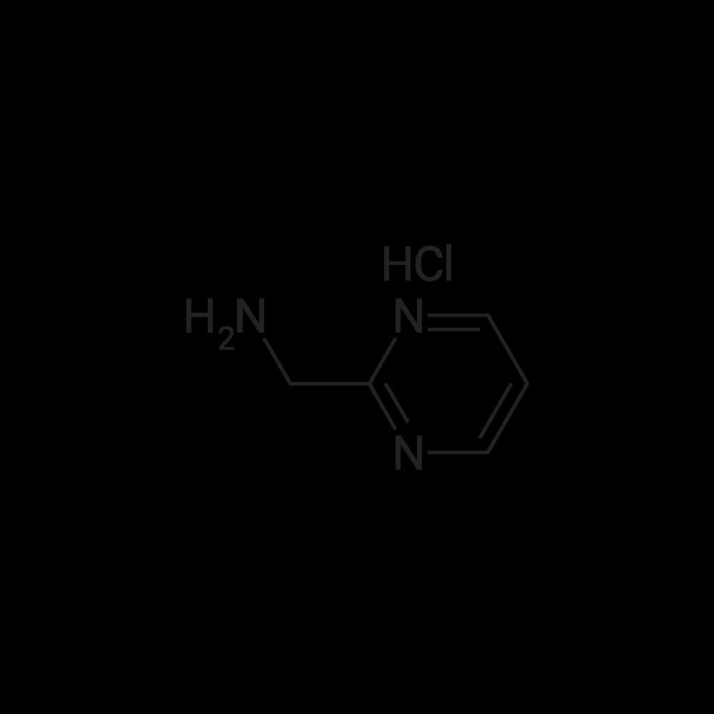 Pyrimidin-2-ylmethanamine hydrochloride
