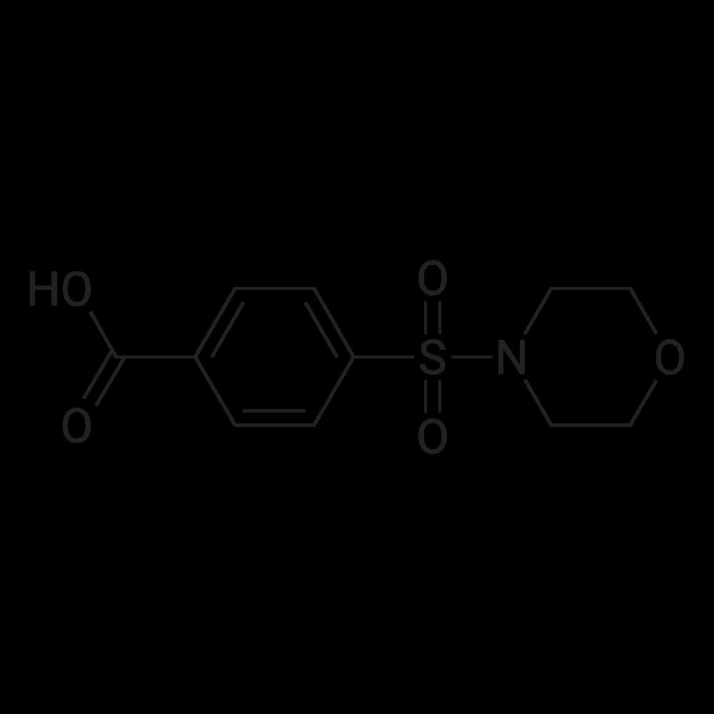 4-(Morpholinosulfonyl)benzoic acid