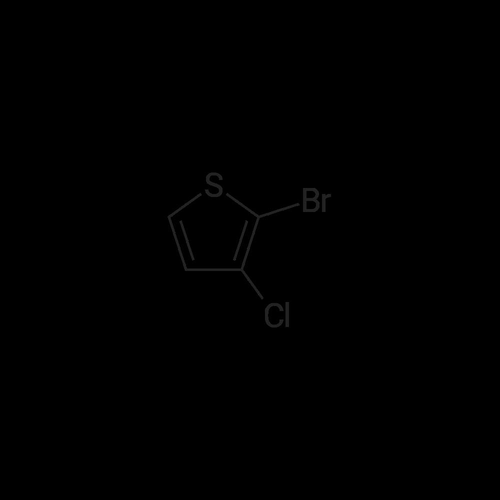 2-Bromo-3-chlorothiophene