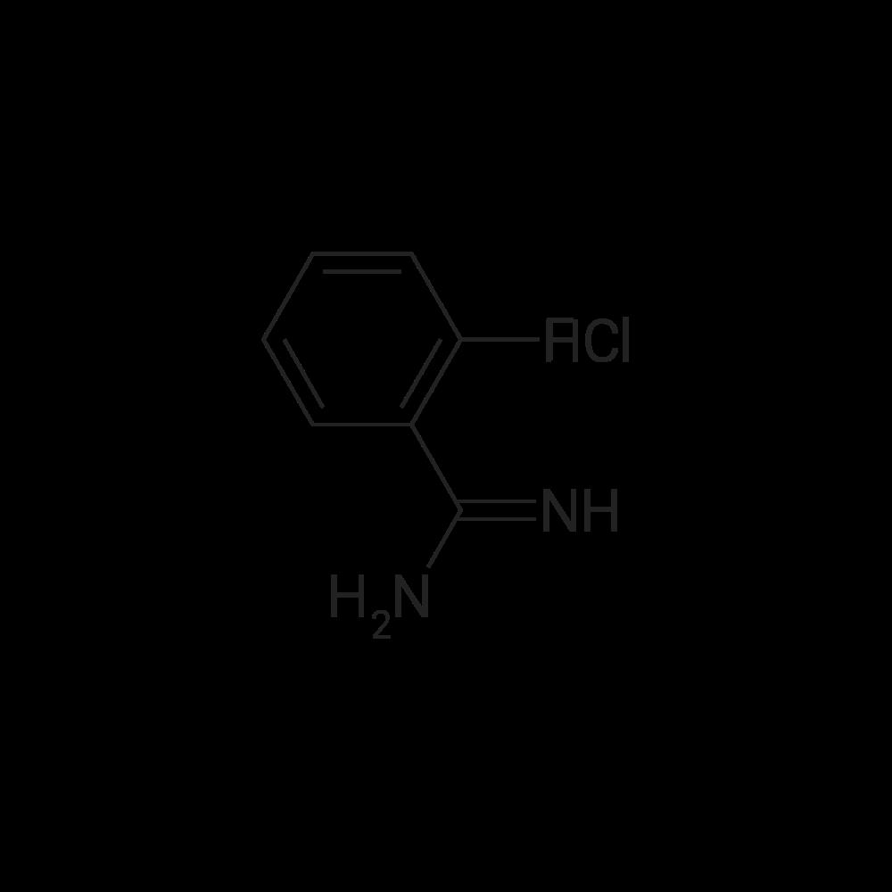 2-Fluorobenzimidamide hydrochloride