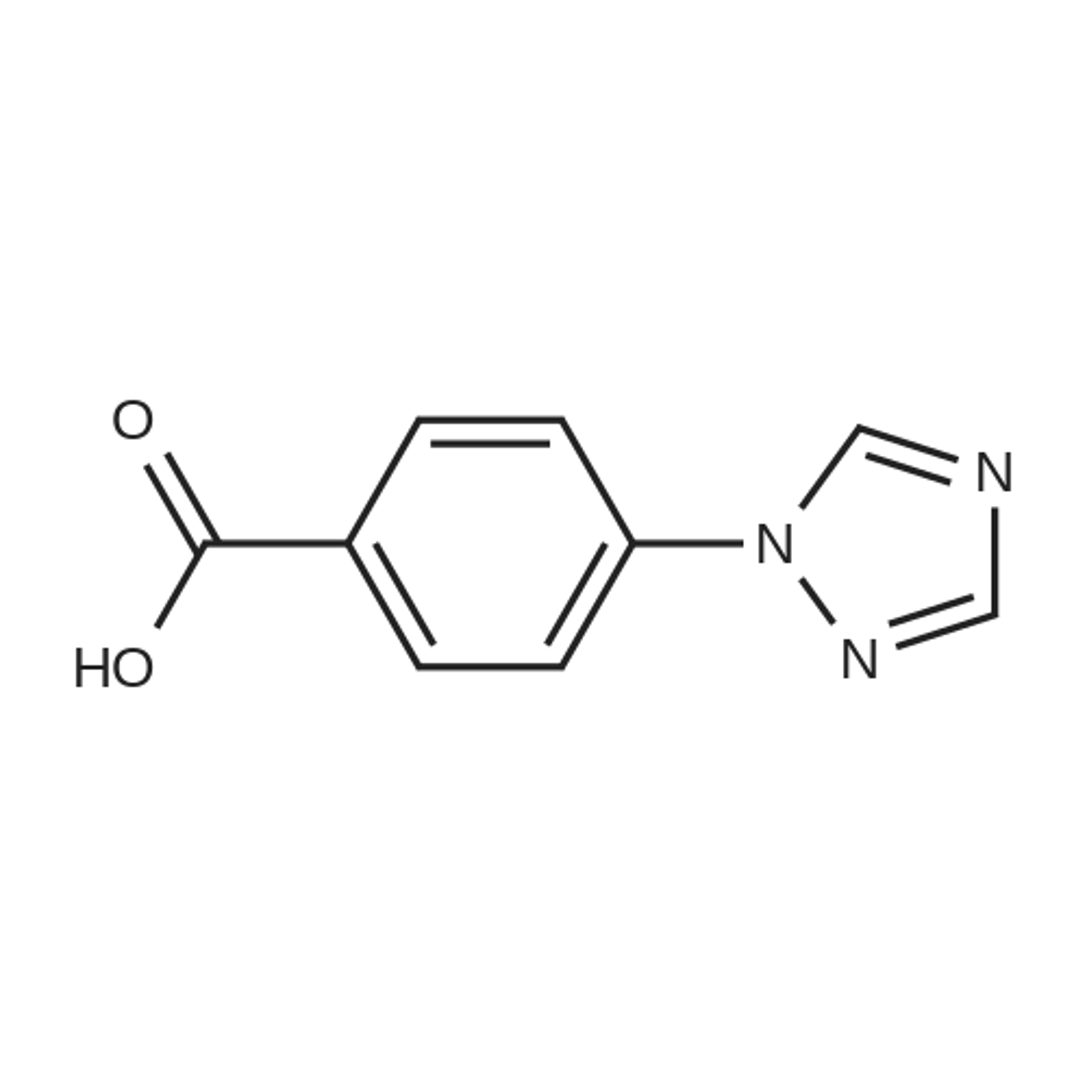 4-[1,2,4]Triazol-1-yl-benzoic acid