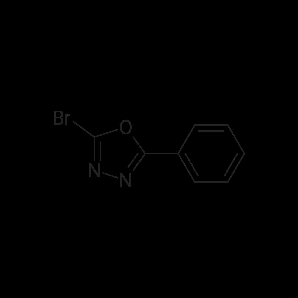 2-Bromo-5-phenyl-1,3,4-oxadiazole