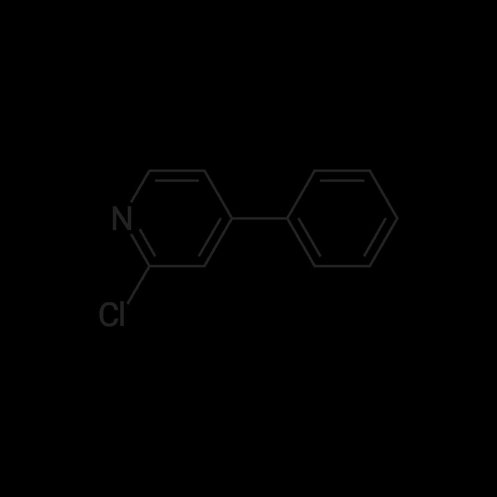 2-Chloro-4-phenylpyridine
