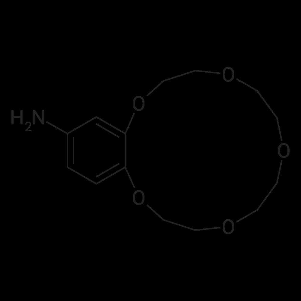 4-Aminobenzo-15-crown 5-Ether