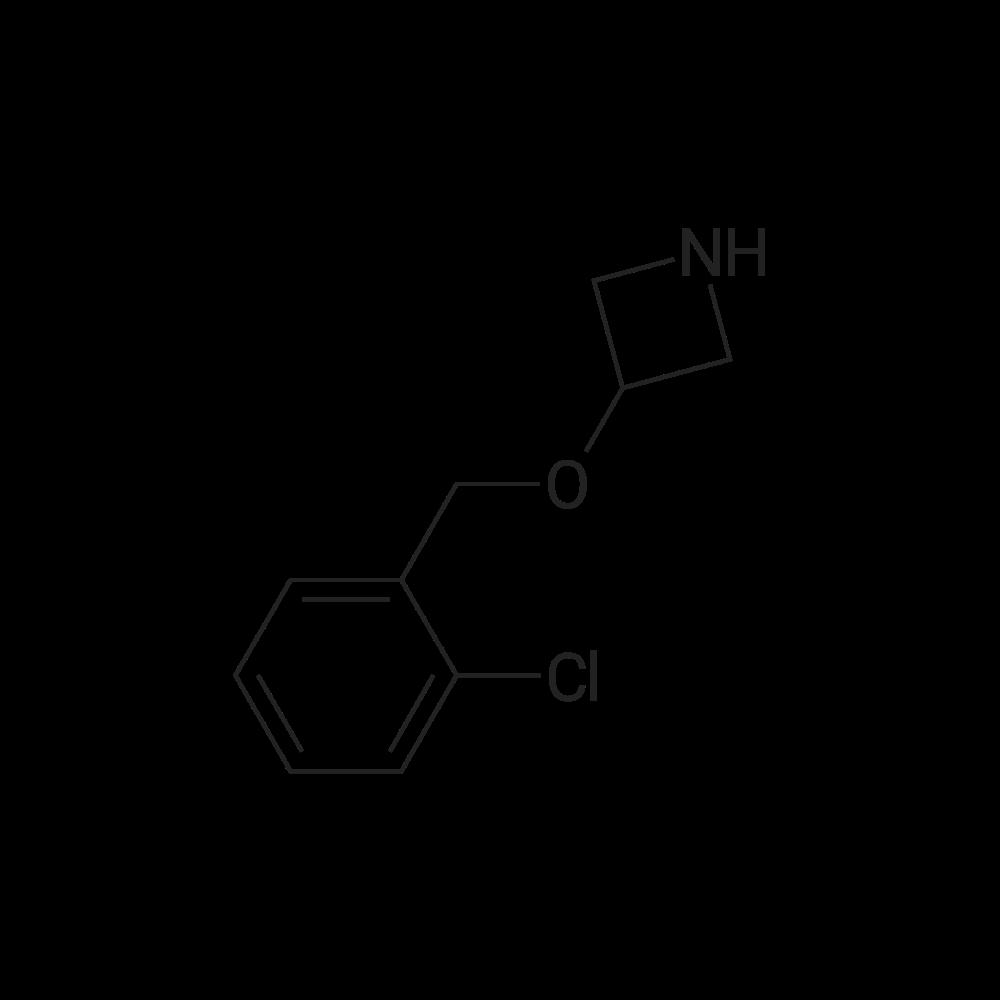 3-((2-Chlorobenzyl)oxy)azetidine