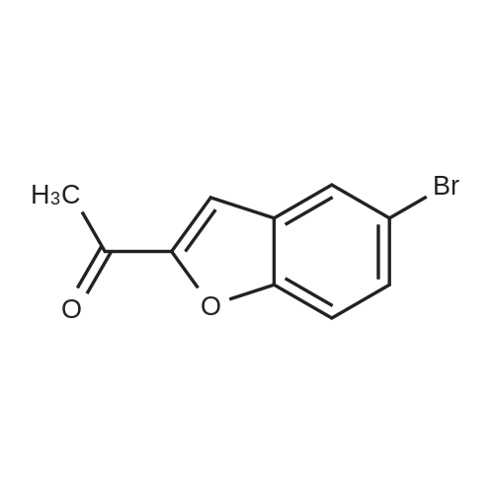1-(5-Bromobenzofuran-2-yl)ethanone