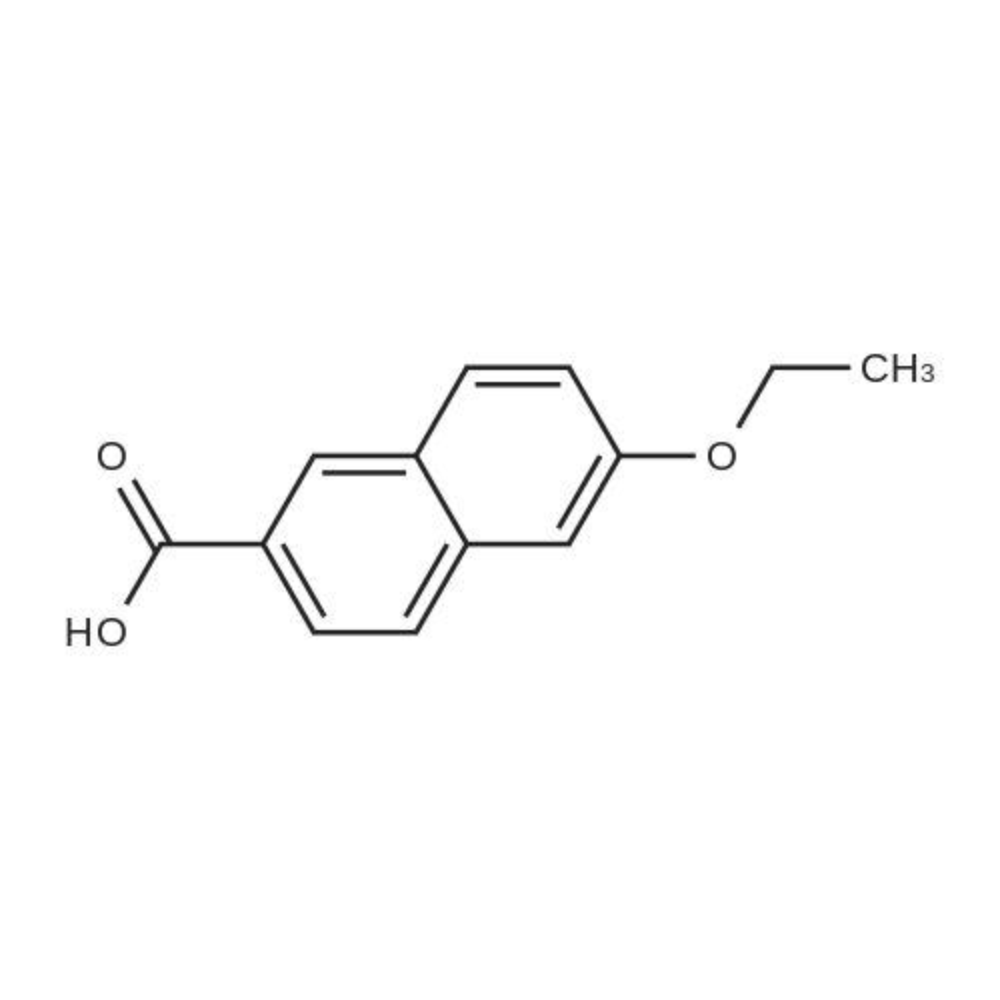 6-Ethoxy-2-naphthoic acid