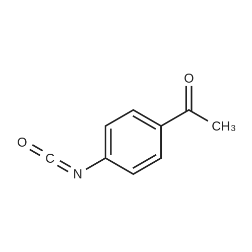 4-Acetylphenylisocyanate
