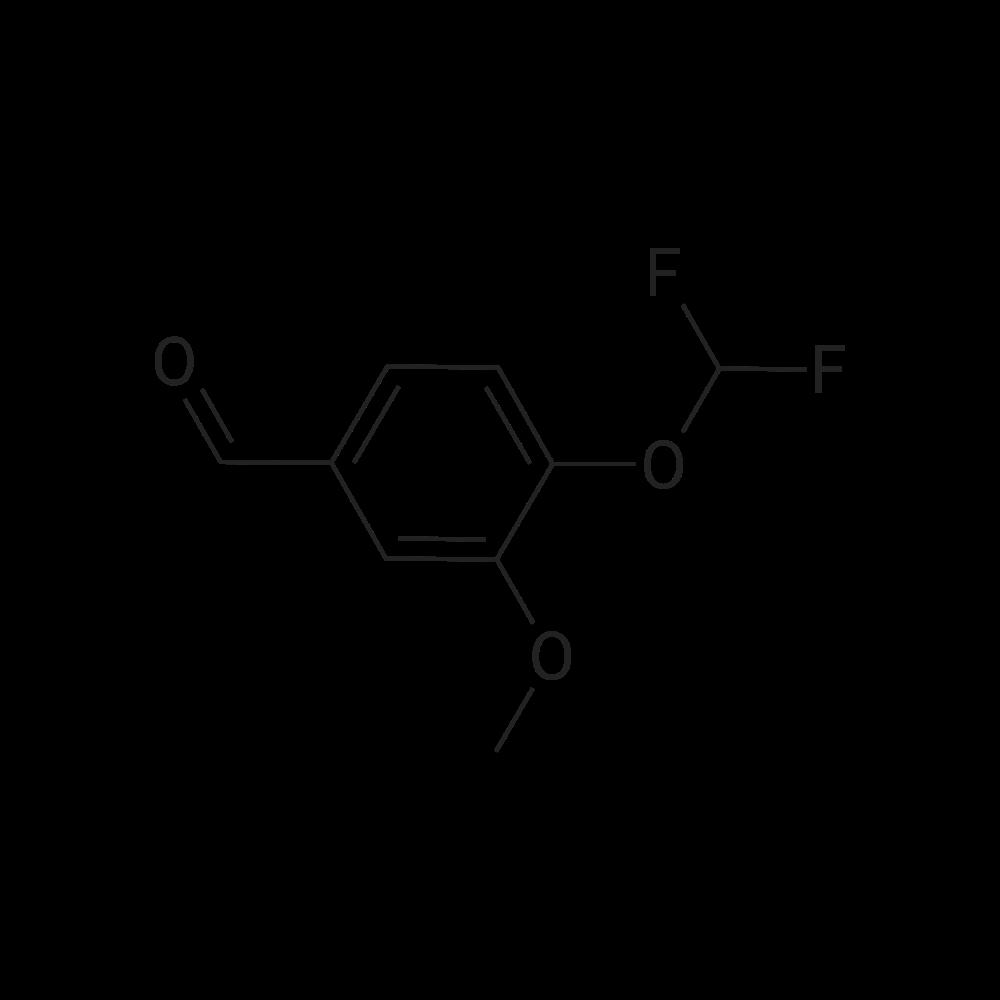 3-Methoxy-4-(difluoromethoxy)benzaldehyde