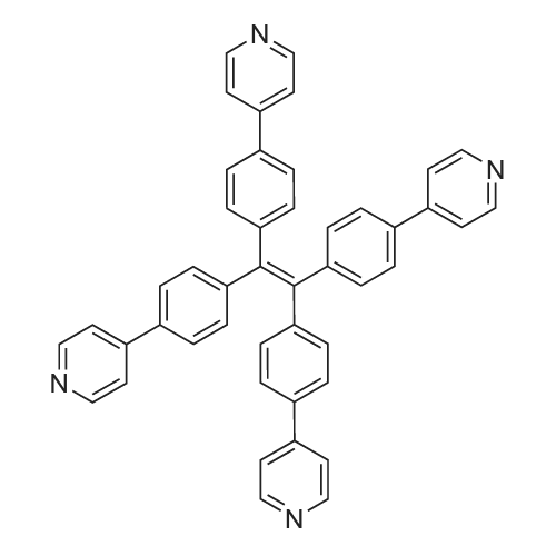 1,1,2,2-Tetrakis(4-(pyridin-4-yl)phenyl)ethene