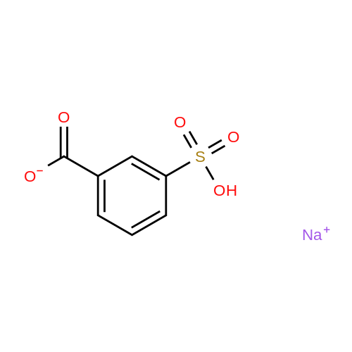 Sodium 3-sulfobenzoate