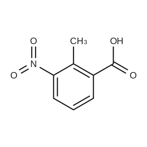 2-Methyl-3-nitrobenzoic acid