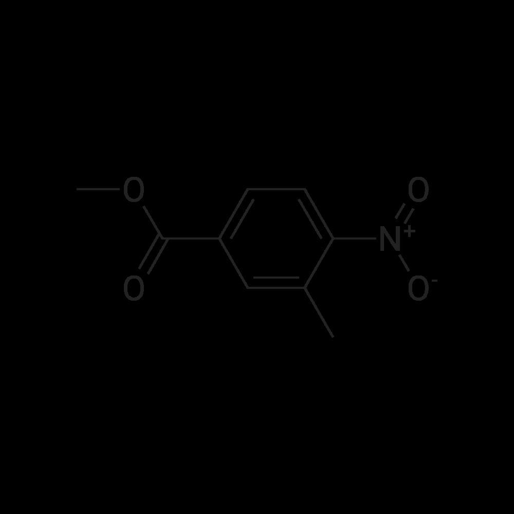 Methyl 3-methyl-4-nitrobenzoate