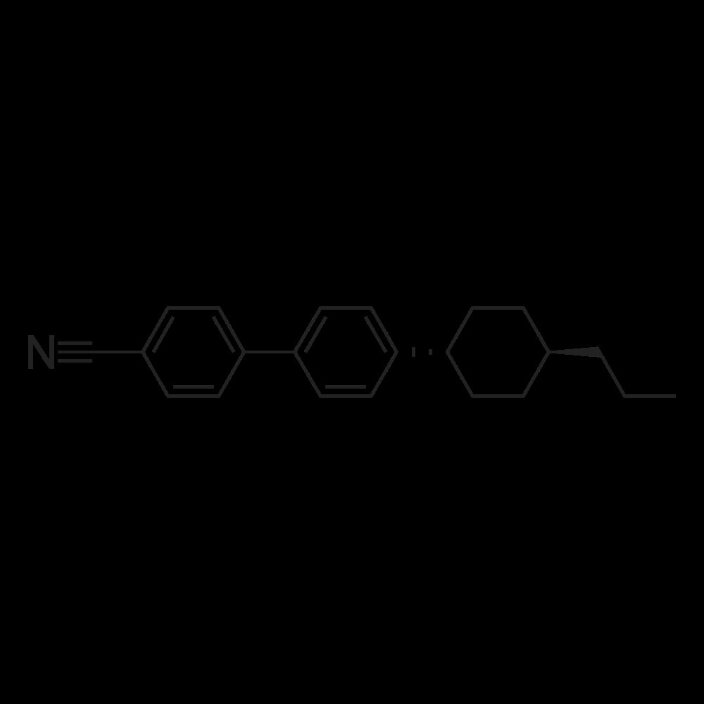 4'-(trans-4-propylcyclohexyl)-[1,1'-biphenyl]-4-carbonitrile