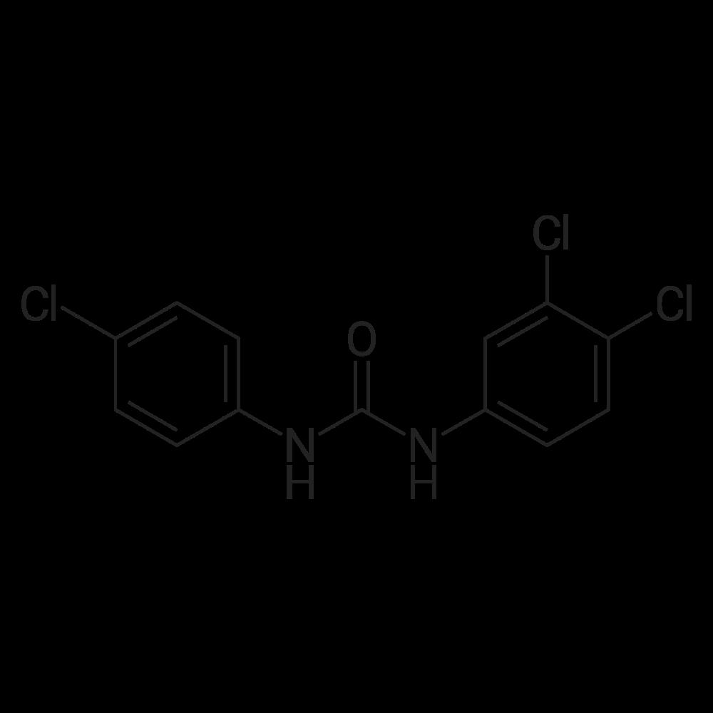 1-(4-Chlorophenyl)-3-(3,4-dichlorophenyl)urea