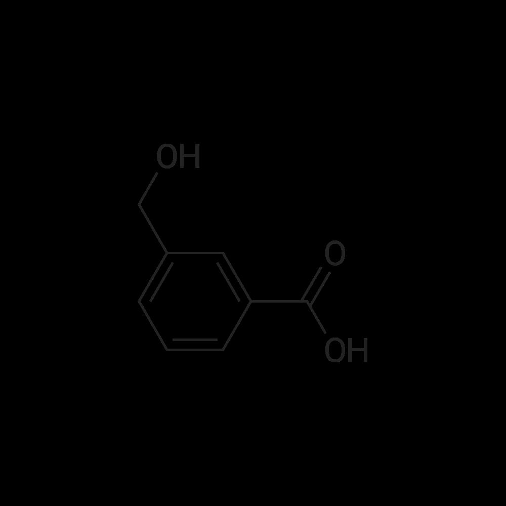 3-(Hydroxymethyl)benzoic acid