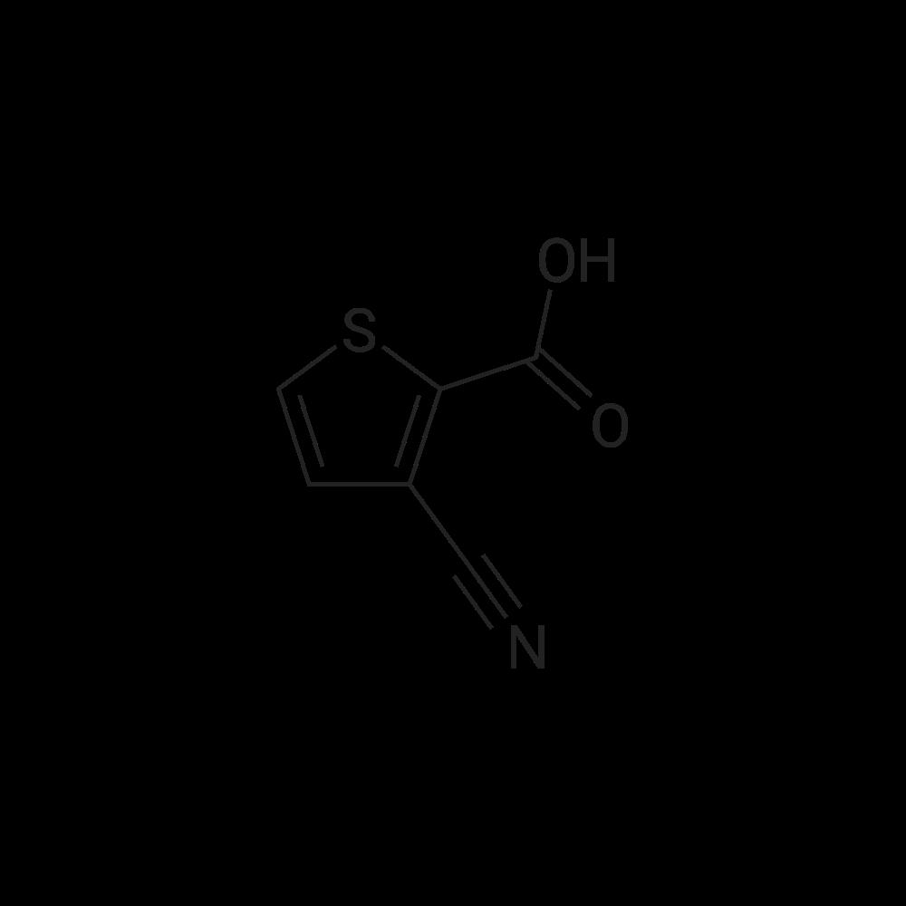 3-Cyanothiophene-2-carboxylic acid