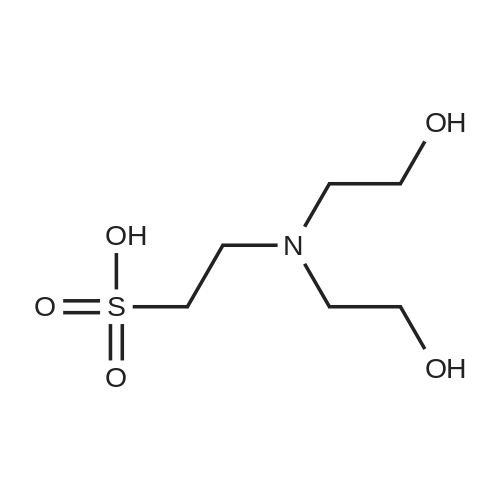 Chemical Structure| 10191-18-1