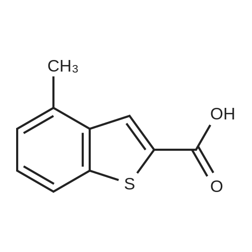 4-Methylbenzo[b]thiophene-2-carboxylic acid