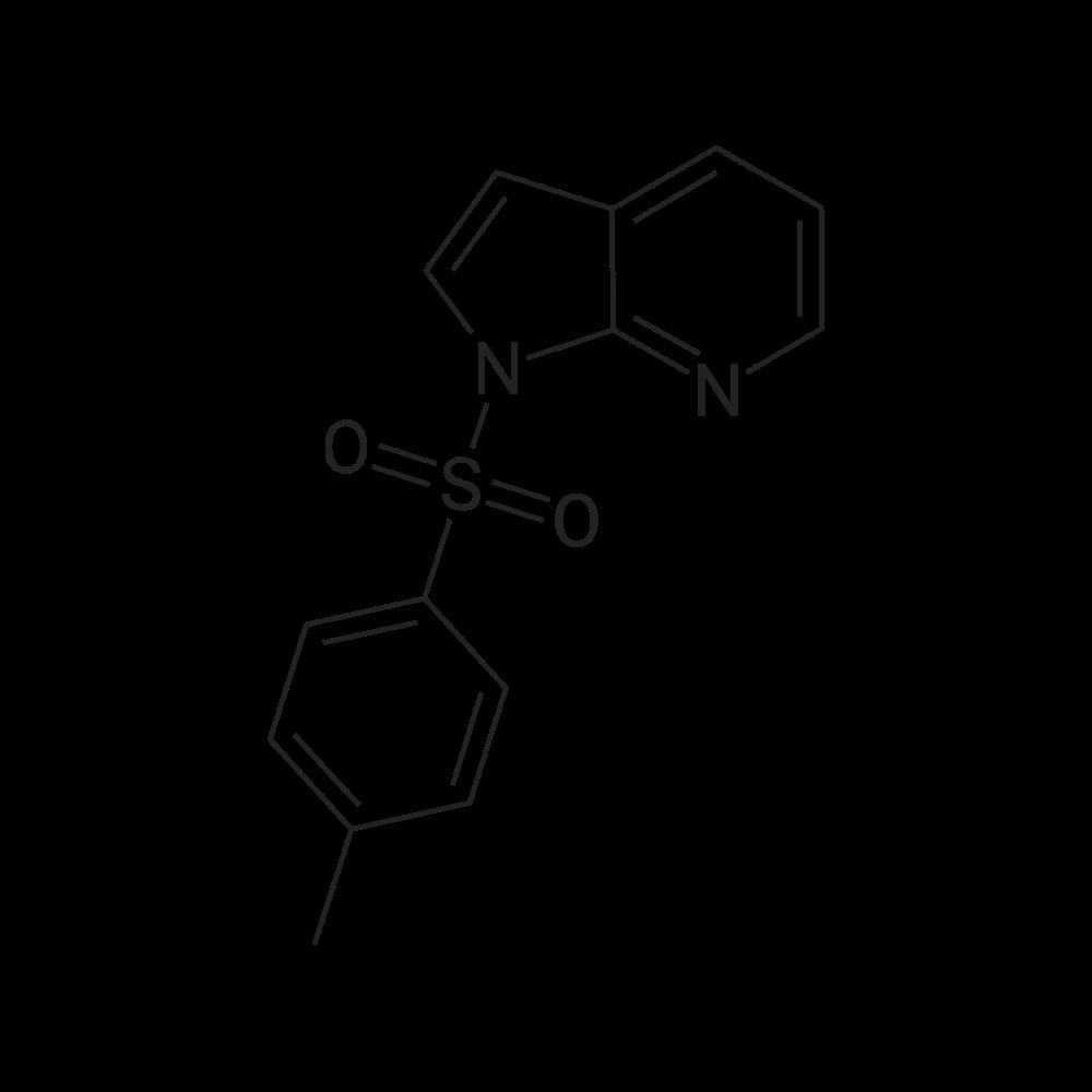 1-Tosyl-1H-pyrrolo[2,3-b]pyridine