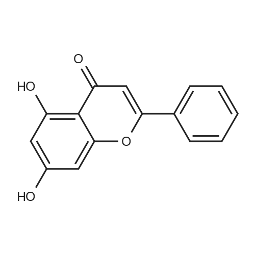 Chemical Structure| 480-40-0