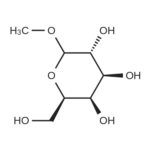 (2R,3R,4S,5R)-2-(Hydroxymethyl)-6-methoxytetrahydro-2H-pyran-3,4,5-triol