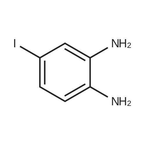 4-Iodobenzene-1,2-diamine