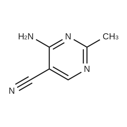Chemical Structure| 698-29-3