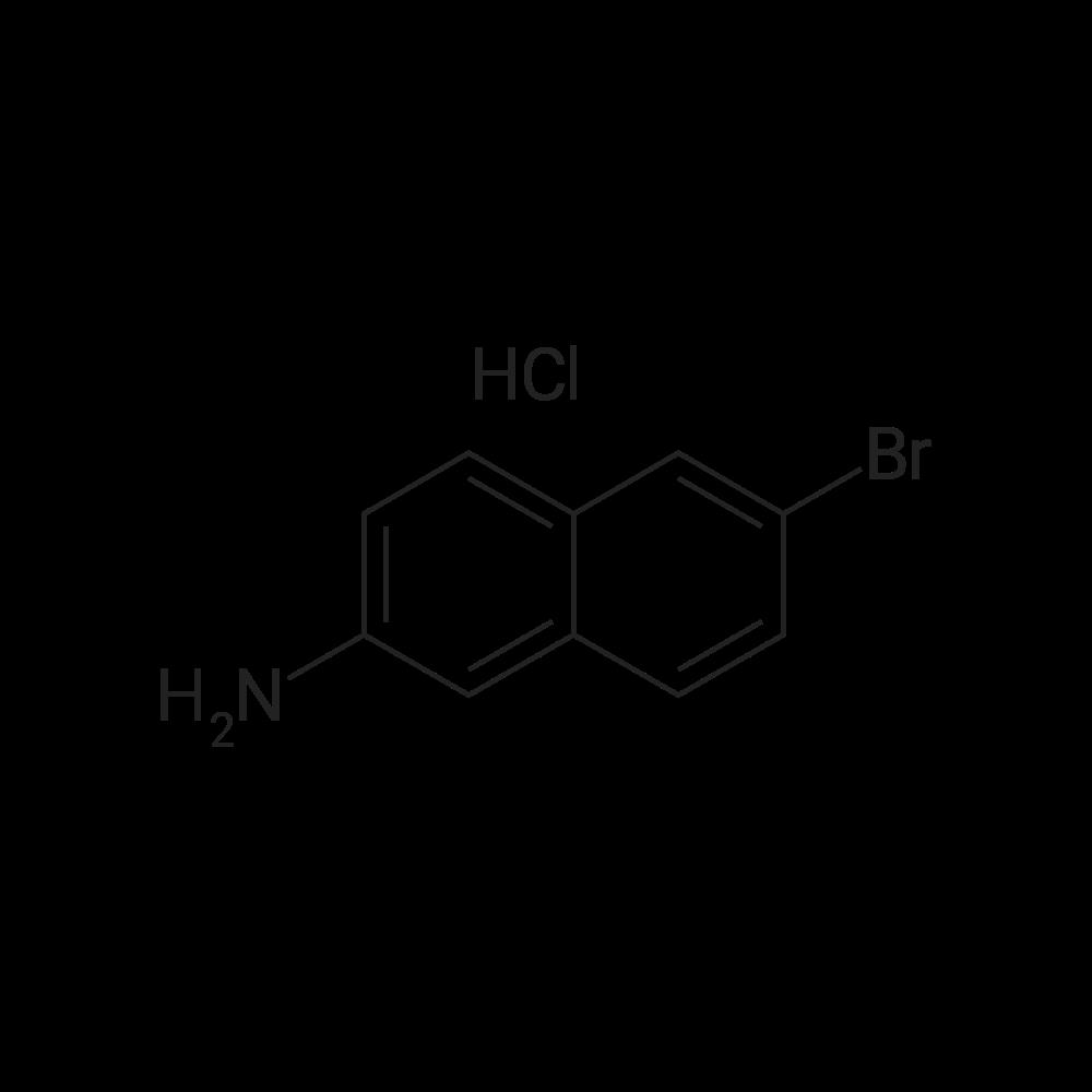 6-Bromonaphthalen-2-amine hydrochloride