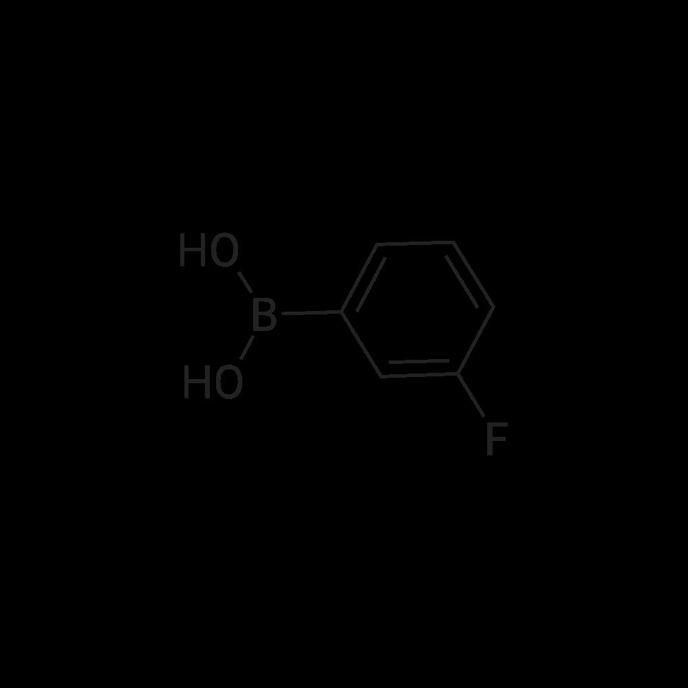 (3-Fluorophenyl)boronic acid