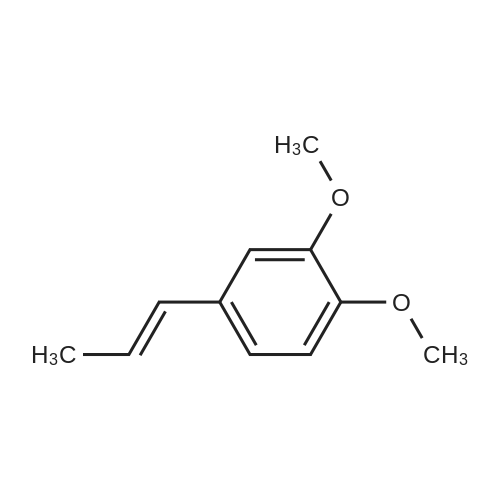 Chemical Structure| 93-16-3
