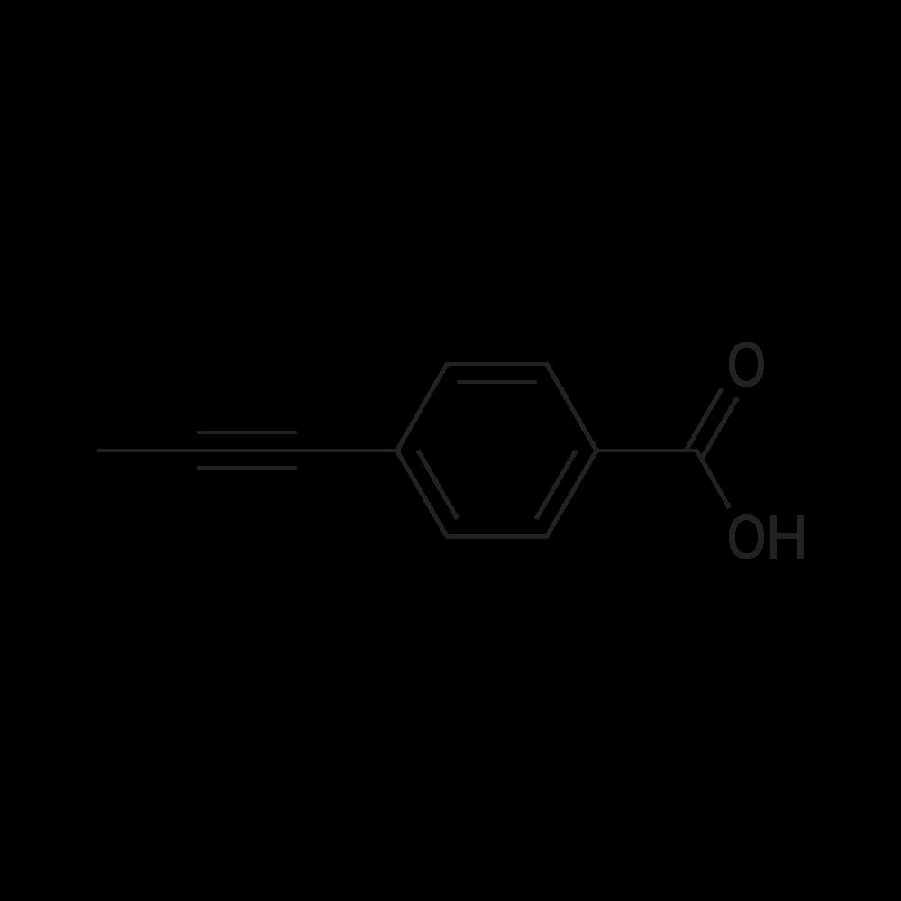 4-(Prop-1-yn-1-yl)benzoic acid