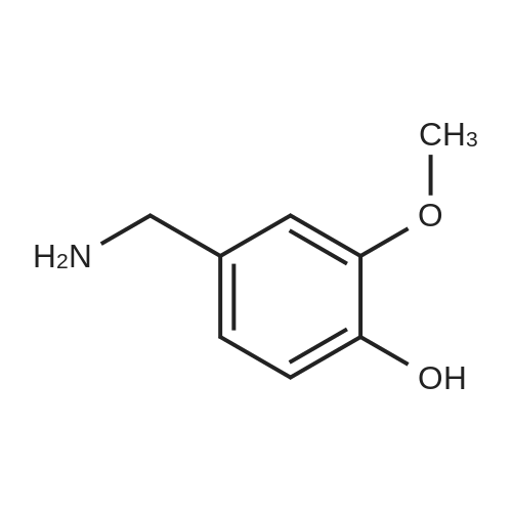 4-(Aminomethyl)-2-methoxyphenol