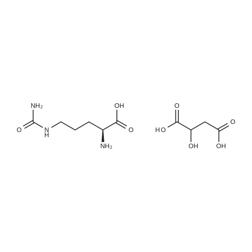L-Citrulline,DL-malate
