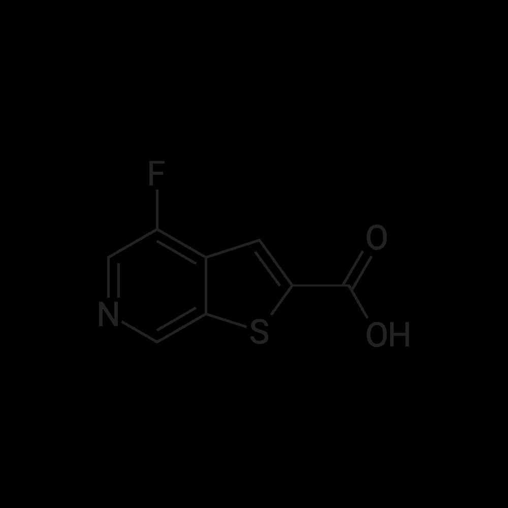 4-Fluorothieno[2,3-c]pyridine-2-carboxylic acid