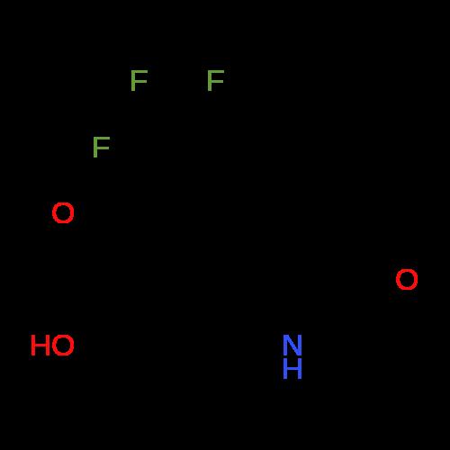 6-Oxo-4-(trifluoromethyl)-1,6-dihydropyridine-3-carboxylic acid