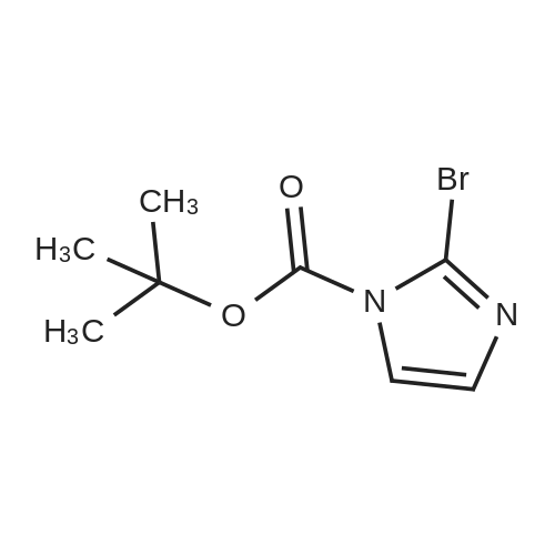 tert-Butyl 2-bromo-1H-imidazole-1-carboxylate
