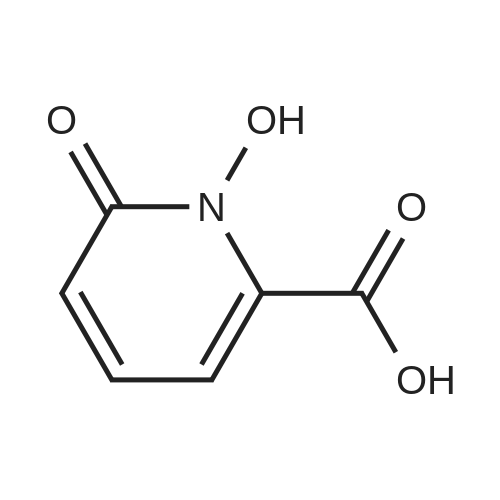 1-Hydroxy-6-oxo-1,6-dihydropyridine-2-carboxylic acid