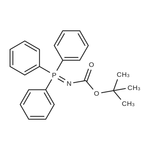 N-Boc-Imino-(triphenyl)phosphorane
